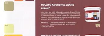 Policolor vakolatok és alapozó - 2. oldal